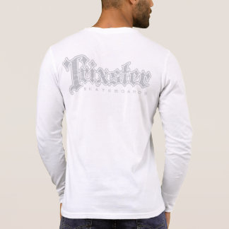 Trixster Skateboards Mens Long Sleeve Shirt