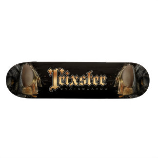 Trixster Skateboards - So-Fly vs. Supa-Fly