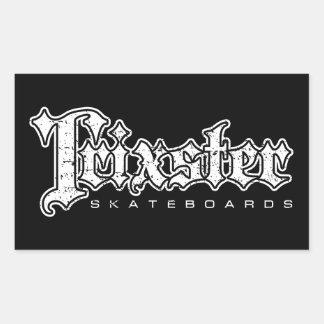 Trixster Skateboards Sticker