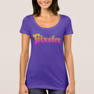 Trixster Skateboards Womens Scoop Neck Shirt