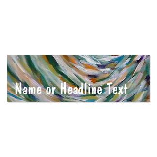 TRJ Fine Art Template Business Card