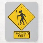 Troglodyte XING Mouse Pad
