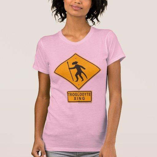 Troglodyte XING Tee Shirts