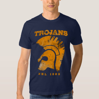 Trojan HML 1989 Tees