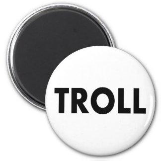 Troll 6 Cm Round Magnet