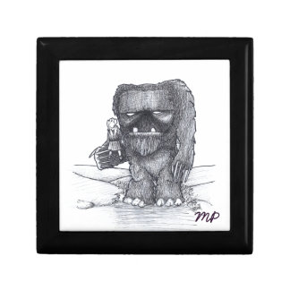 Troll and Companion drawing Gift Box