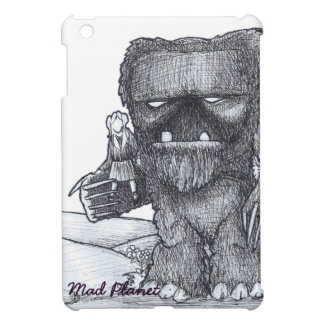 Troll and Companion drawing iPad Mini Cover