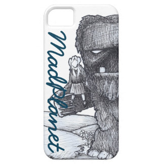 Troll and Companion drawing iPhone 5 Case