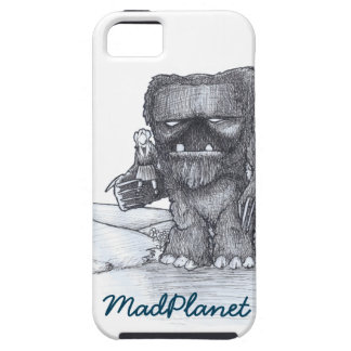 Troll and Companion drawing iPhone 5 Covers