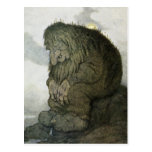 TROLL at Rest Post Cards