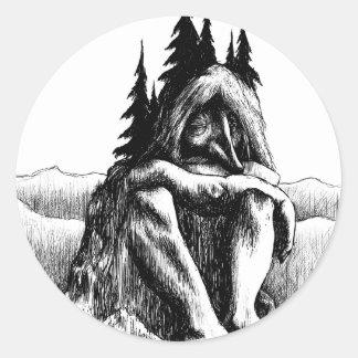troll-clipart-14 sticker