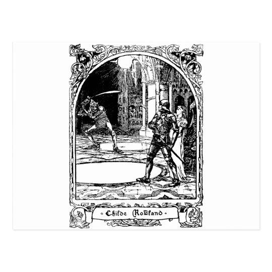 troll-clipart-1 postcard