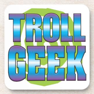Troll Geek v3 Coasters