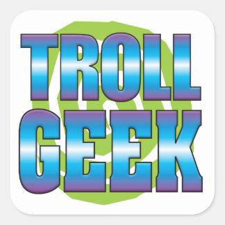 Troll Geek v3 Sticker