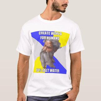 Troll God Saltwater T-Shirt