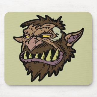 troll mouse mat