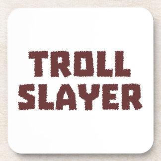 Troll Slayer Untersetzer