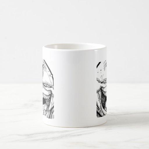 Troll Smile Morphing Coffee Cup Coffee Mug