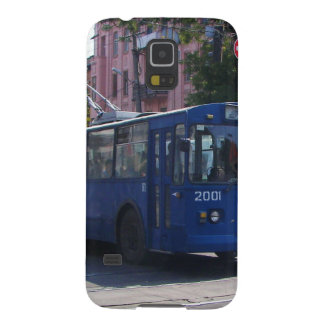 Trolley Bus Case For Galaxy S5