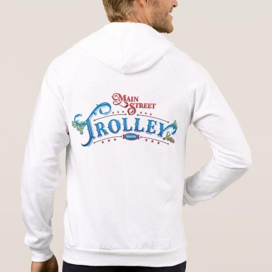 Trolley colour logo jacket