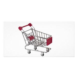 Trolley Custom Photo Card