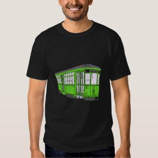 Trolley Trolleybus Streetcar Tram Trolleycar Cars T-shirts