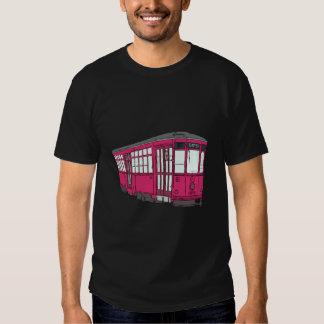 Trolley Trolleybus Streetcar Tram Trolleycar Cars Tee Shirt