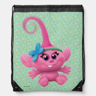 Trolls | Baby Poppy Drawstring Bag
