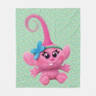 Trolls | Baby Poppy Fleece Blanket
