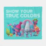 Trolls | Best Troll Friends Fleece Blanket