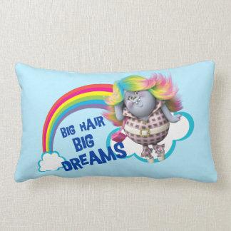 Trolls | Big Hair, Big Dreams Lumbar Pillow