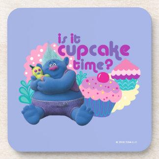 Trolls | Biggie - Is it Cupcake Time? Coaster