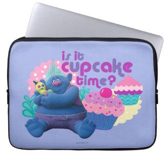 Trolls | Biggie - Is it Cupcake Time? Laptop Sleeves