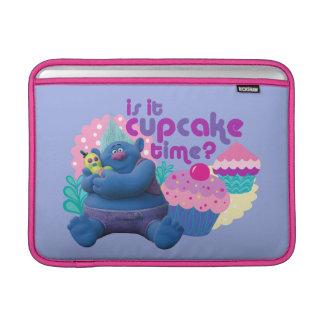 Trolls | Biggie - Is it Cupcake Time? Sleeve For MacBook Air