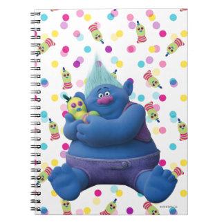 Trolls | Biggie & Mr. Dinkles Notebook