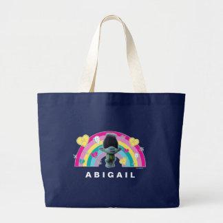 Trolls | Branch Anti-Rainbow Large Tote Bag