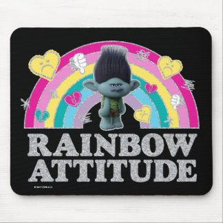 Trolls | Branch Anti-Rainbow Mouse Mat