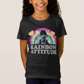 Trolls | Branch Anti-Rainbow T-Shirt