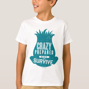 Trolls | Branch - Hide and Survive T-Shirt