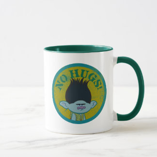 Trolls | Branch - No Hugs! Mug