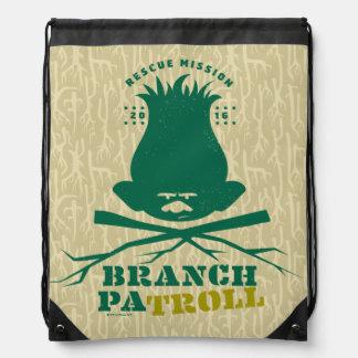 Trolls | Branch Patroll Drawstring Bag