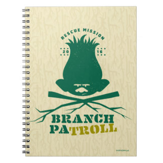 Trolls | Branch Patroll Notebook