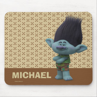 Trolls | Branch - Smile Mouse Mat