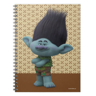 Trolls | Branch - Smile Notebook
