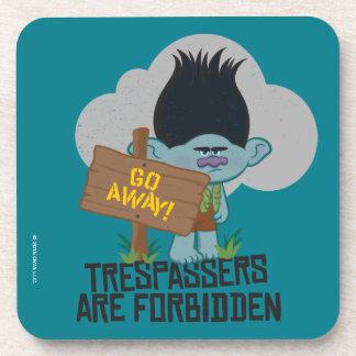 Trolls | Branch - Trespassers are Forbidden Coaster