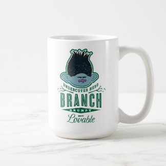 Trolls | Branch - Undercover Hero Coffee Mug