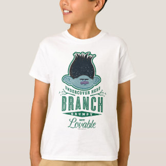 Trolls | Branch - Undercover Hero T-Shirt