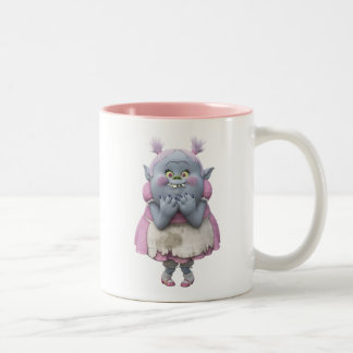 Trolls | Bridget Two-Tone Coffee Mug