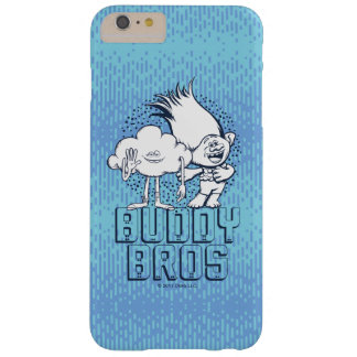Trolls | Cloud Guy & Branch - Buddy Bros Barely There iPhone 6 Plus Case