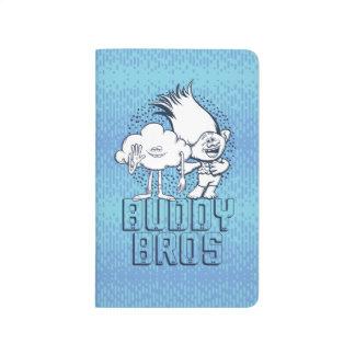 Trolls | Cloud Guy & Branch - Buddy Bros Journal